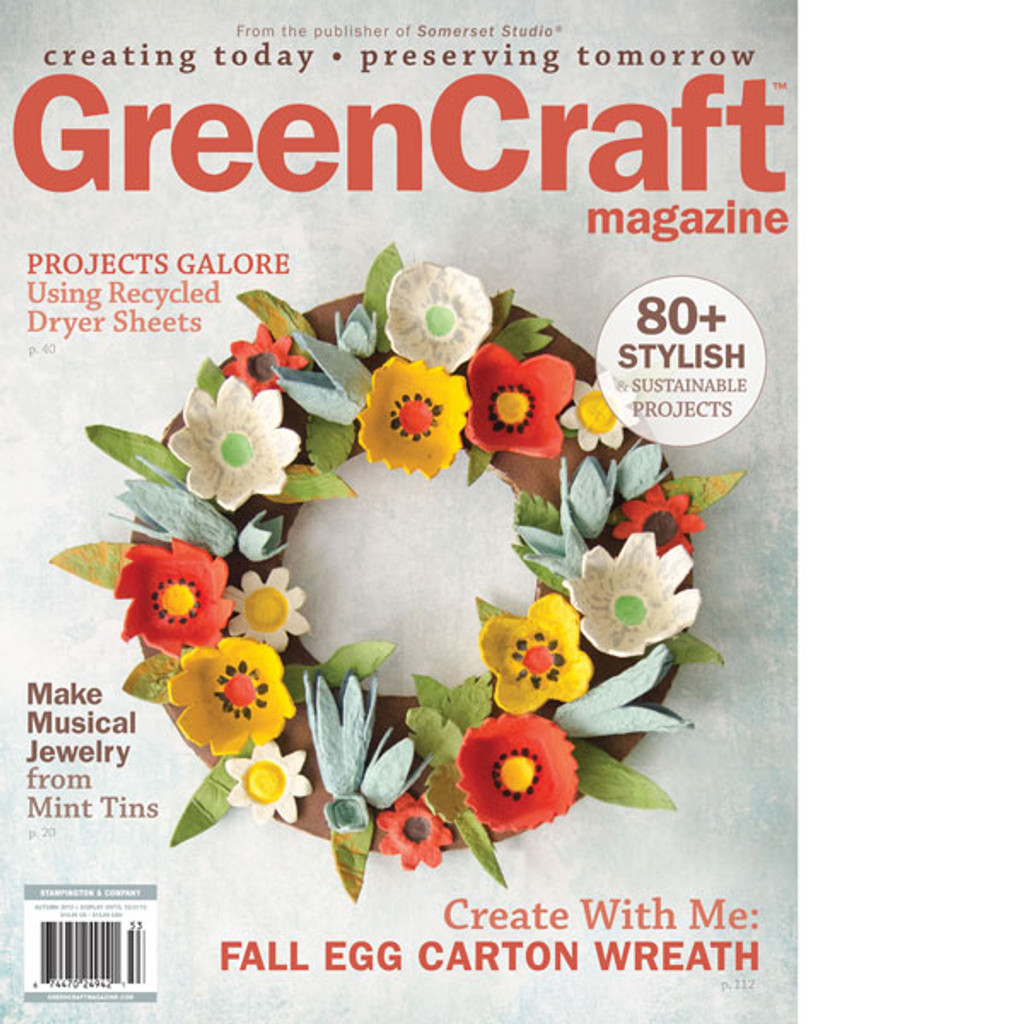 GreenCraft Magazine Autumn 2015