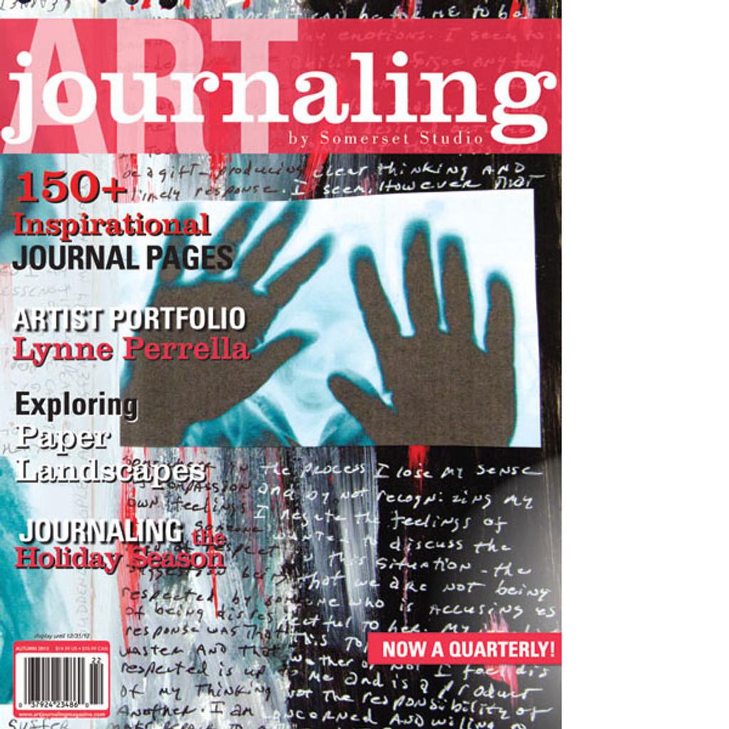 Art Journaling Autumn 2012