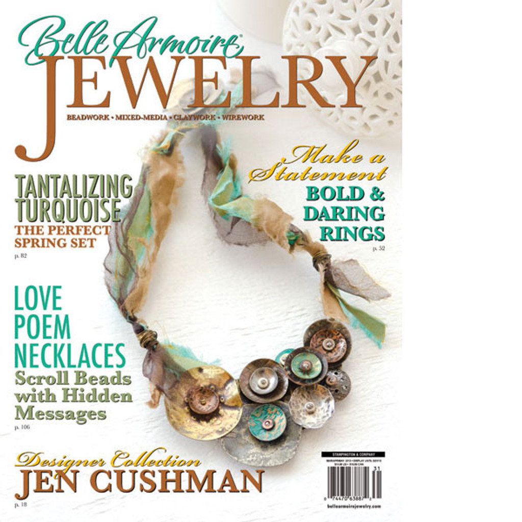 Belle Armoire Jewelry Spring 2013