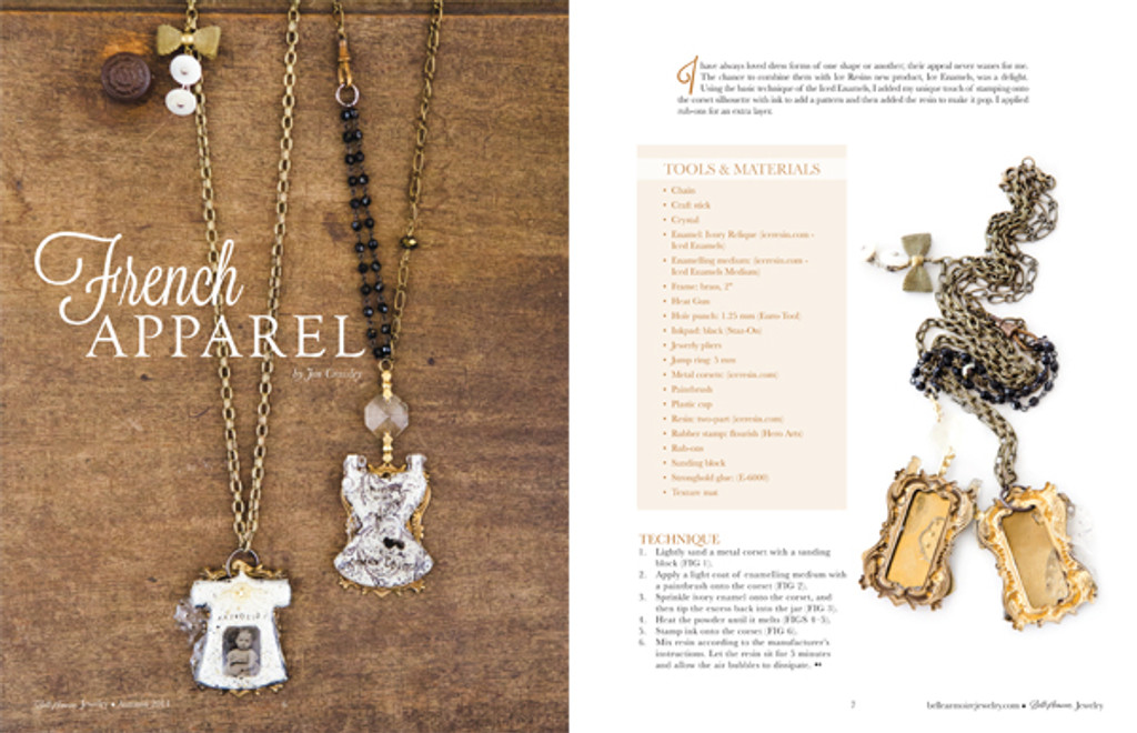 Belle Armoire Jewelry Autumn 2014