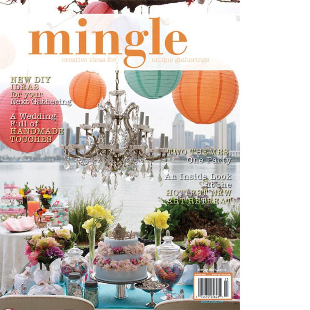 Mingle Autumn 2012