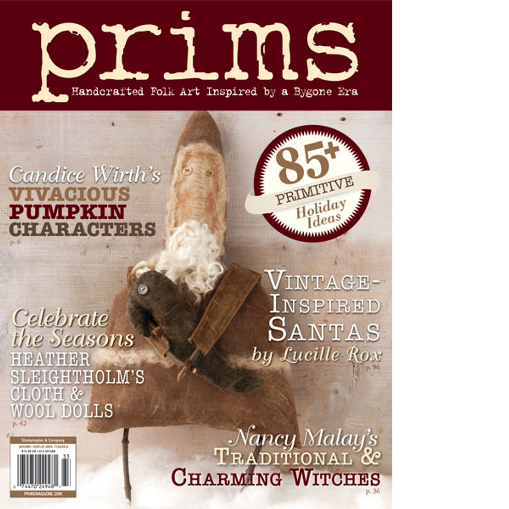 Prims Autumn 2013