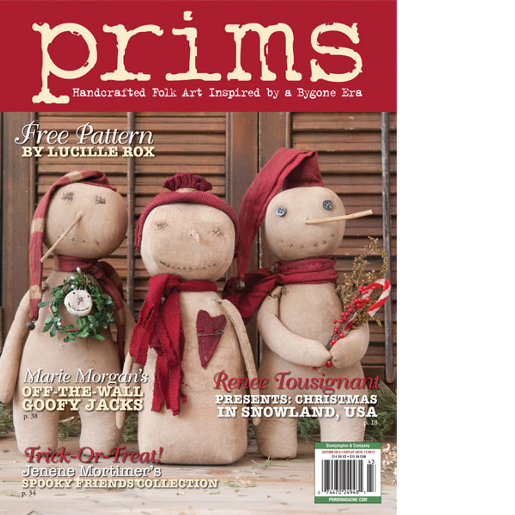 Prims Autumn 2014