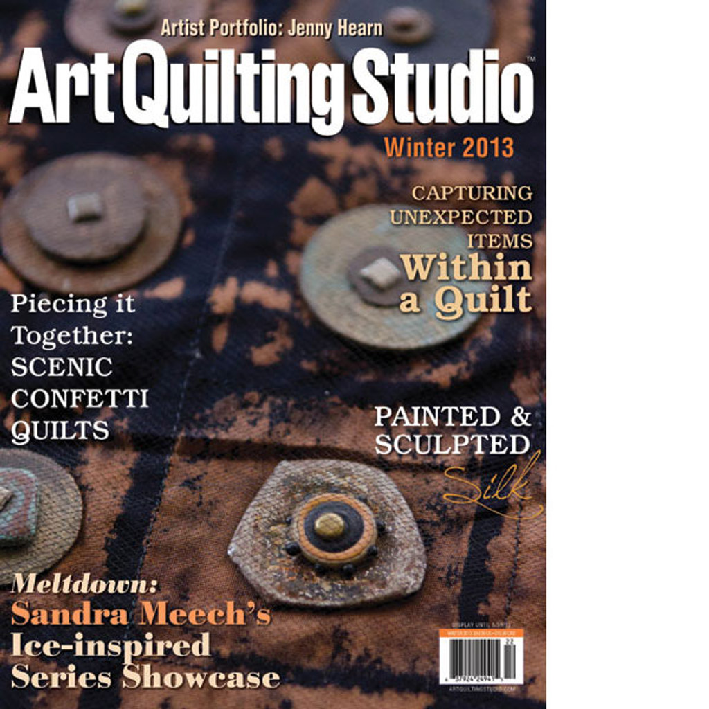 Art Quilting Studio Winter 2013