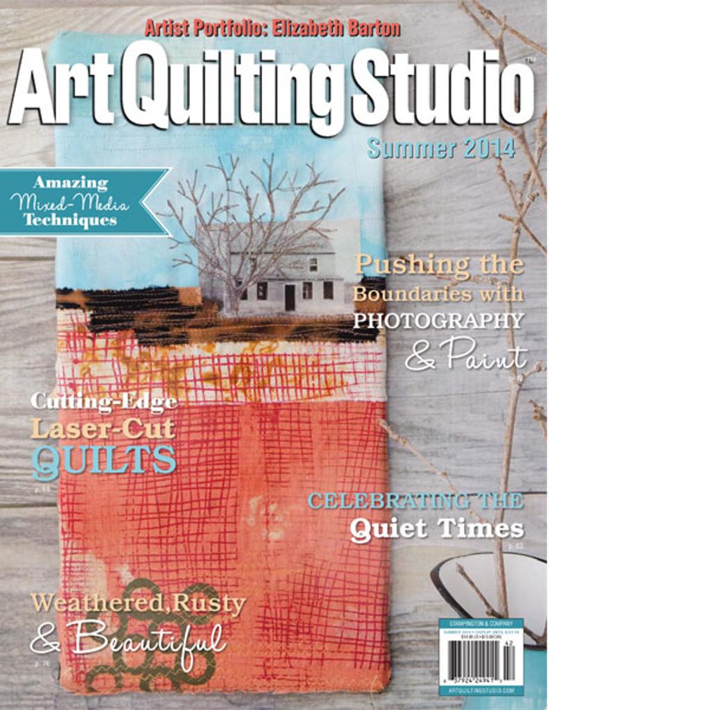 Art Quilting Studio Summer 2014