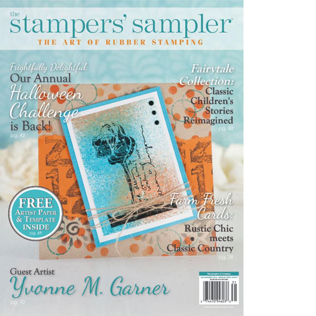 The Stampers' Sampler Summer 2013