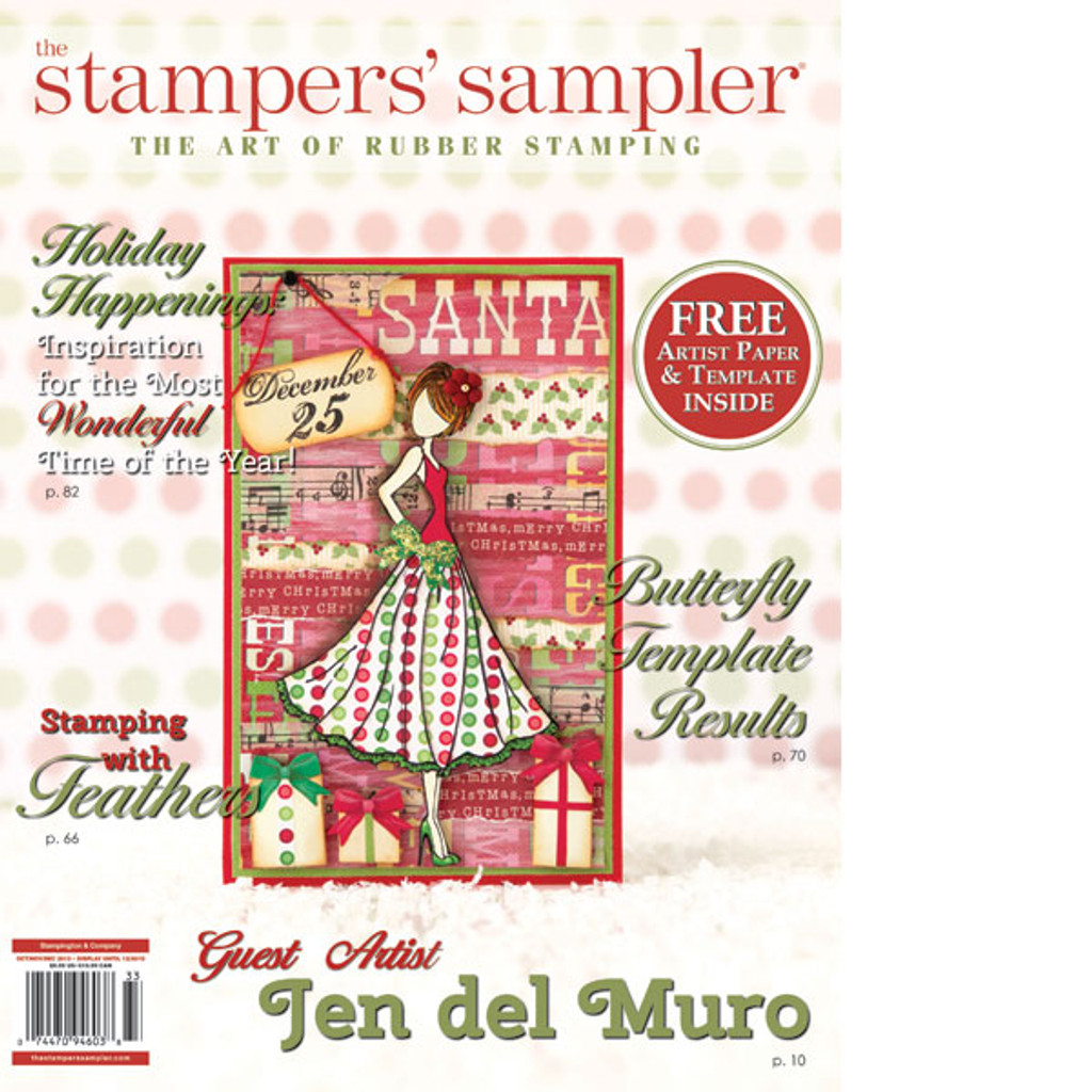 The Stampers' Sampler Autumn 2013