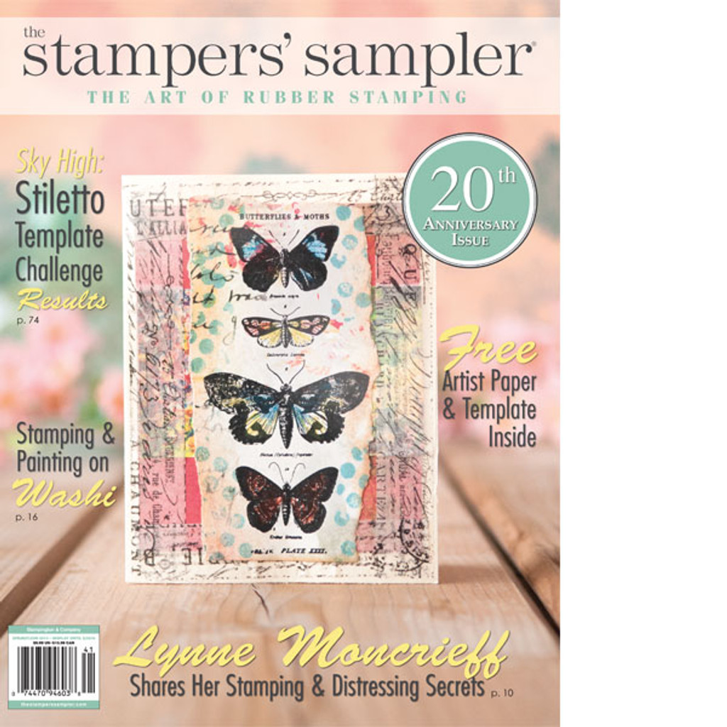The Stampers' Sampler Spring 2014