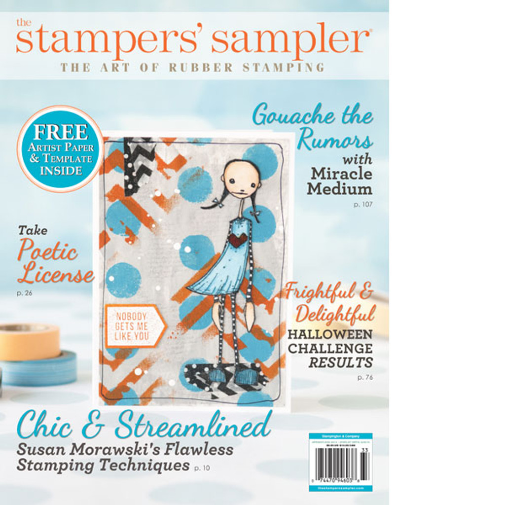 The Stampers' Sampler Summer 2014