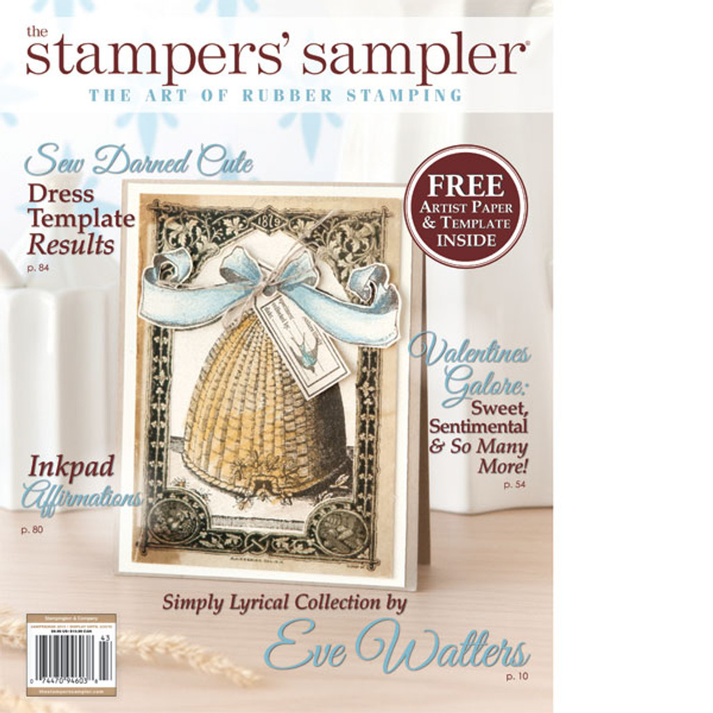 The Stampers' Sampler Winter 2015