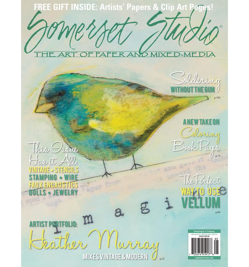 Somerset Studio May/Jun 2014