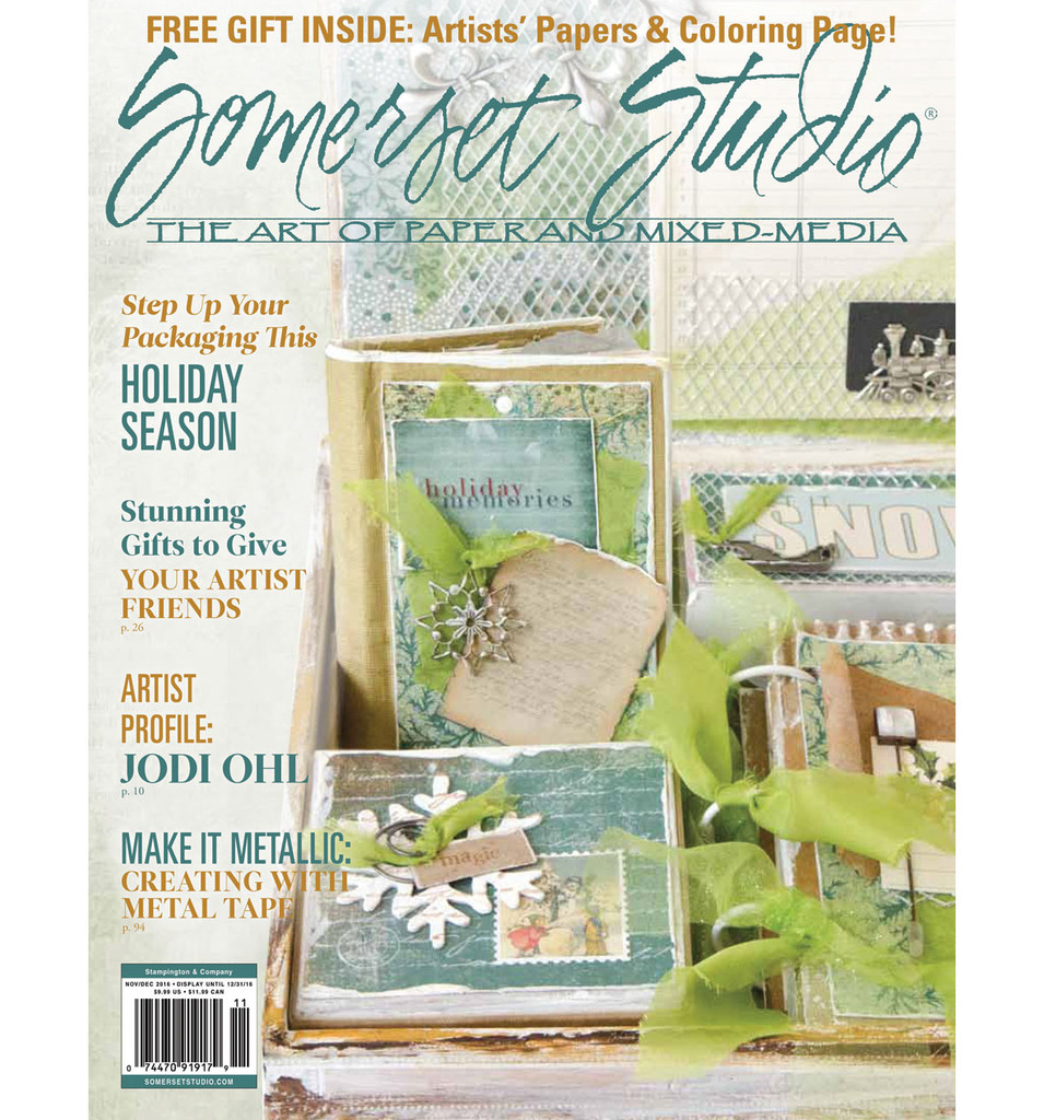 Somerset Studio Nov/Dec 2016