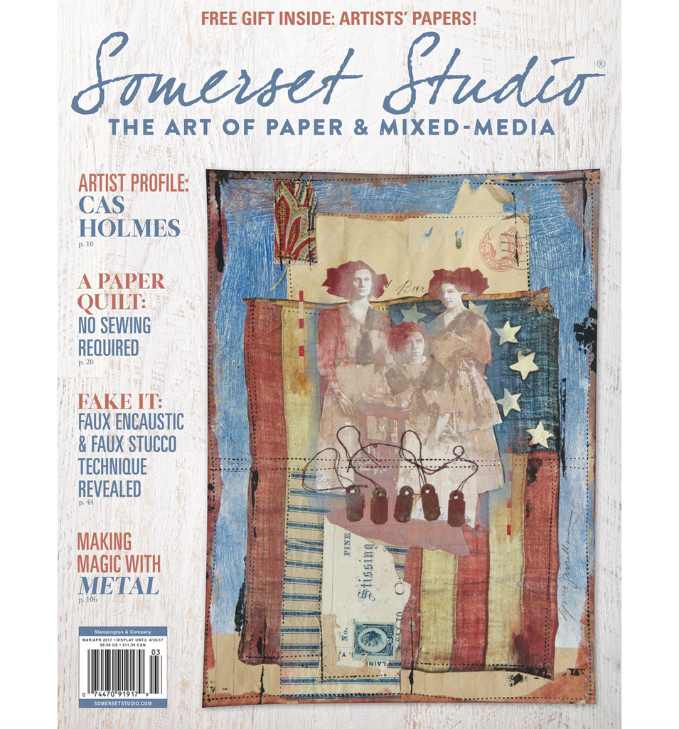 Somerset Studio March/April 2017