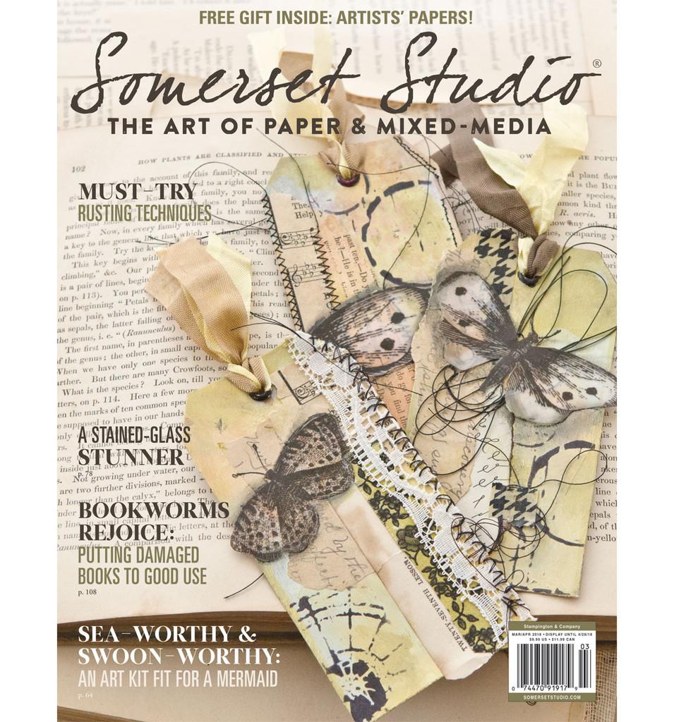 Somerset Studio Mar/Apr 2018