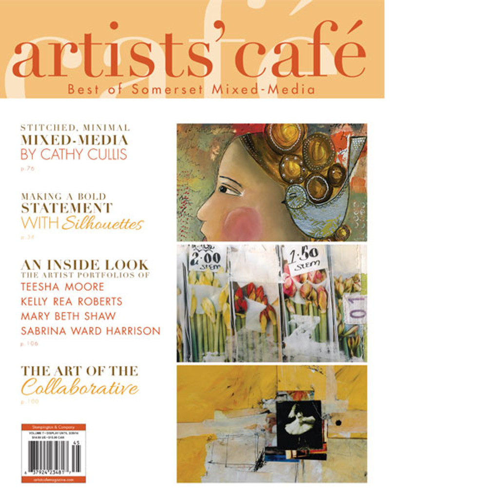 Artists' Cafe 2013 Volume 7