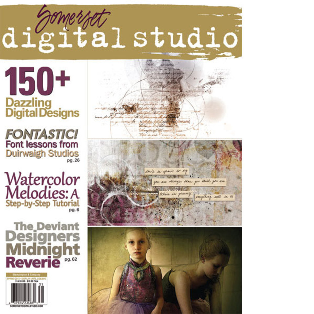 Somerset Digital Studio Spring 2013
