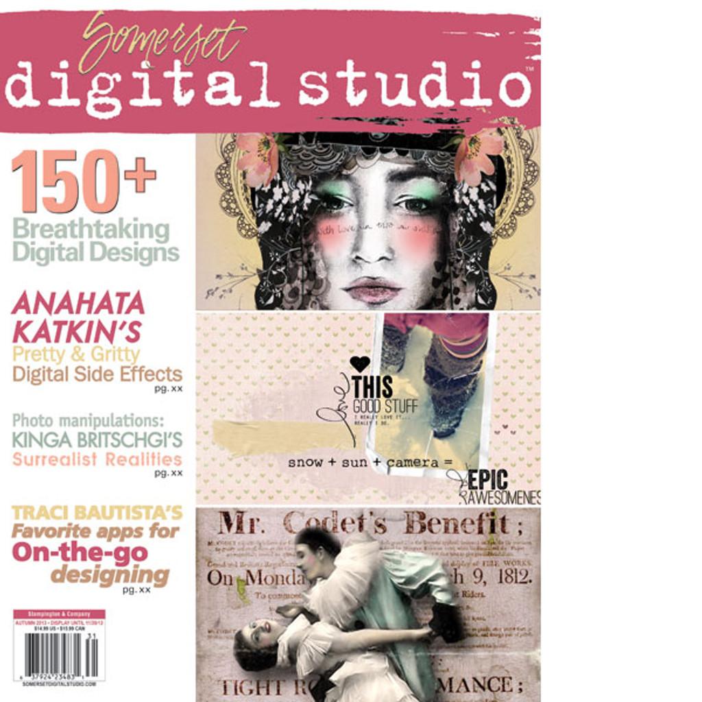 Somerset Digital Studio Autumn 2013