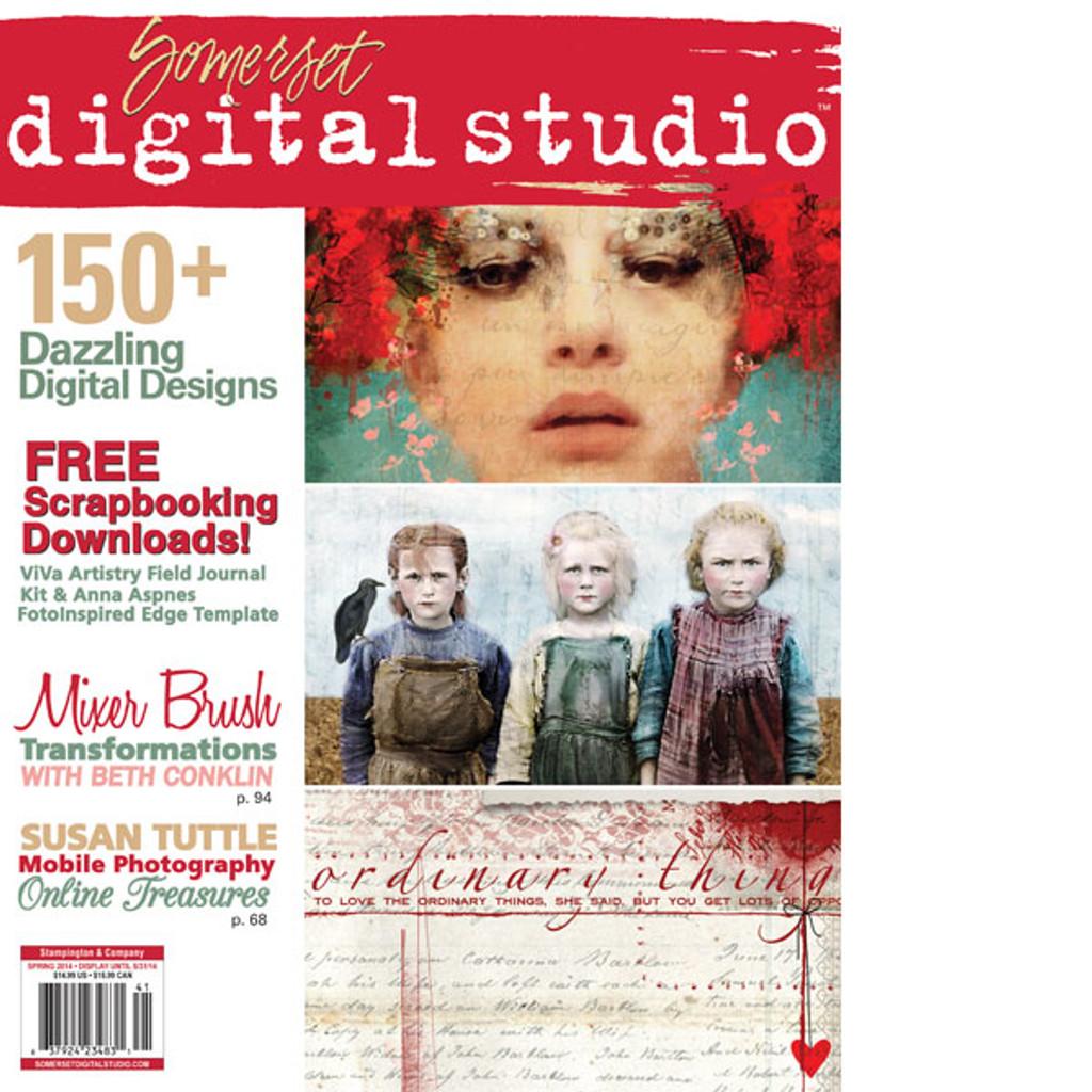 Somerset Digital Studio Spring 2014