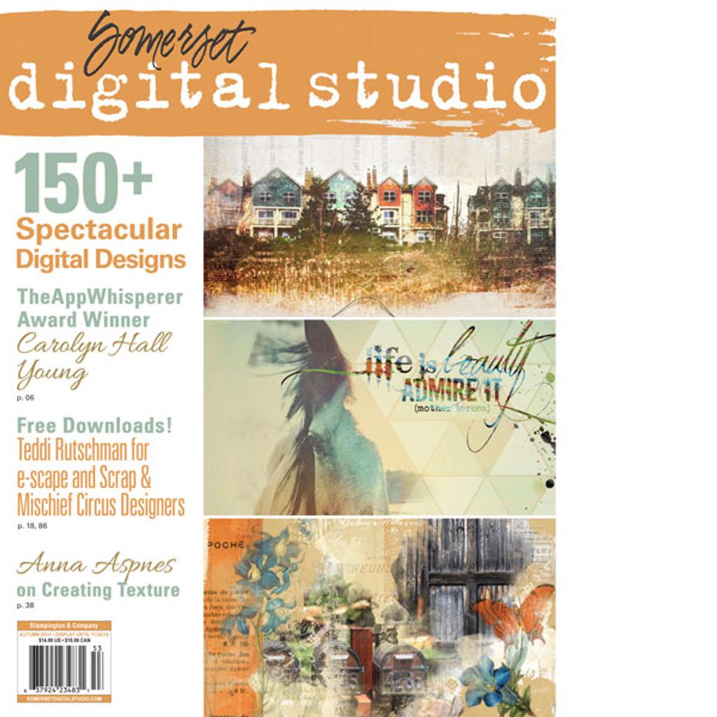 Somerset Digital Studio Autumn 2015