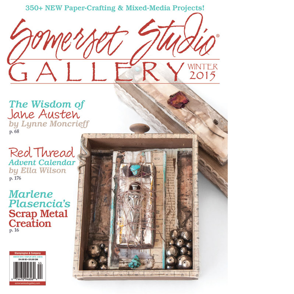 Somerset Studio Gallery Winter 2015
