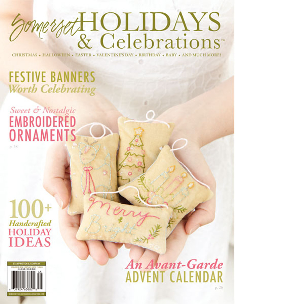 Somerset Holidays & Celebrations 2014 Volume 8