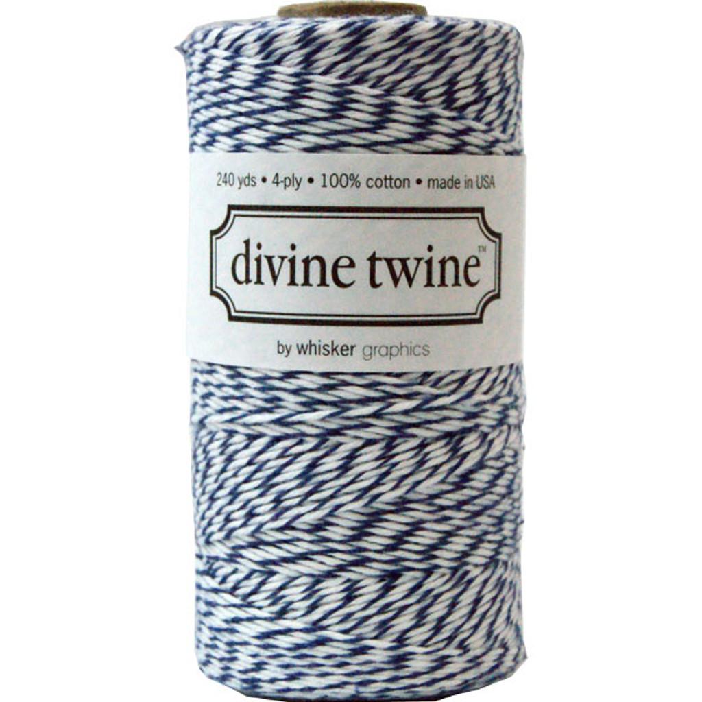 Divine Twine Baker's Twine — Blueberry