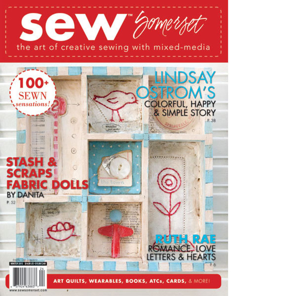 Sew Somerset Winter 2013