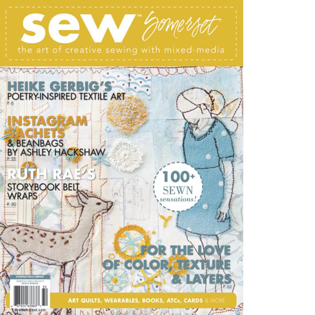 Sew Somerset Summer 2013