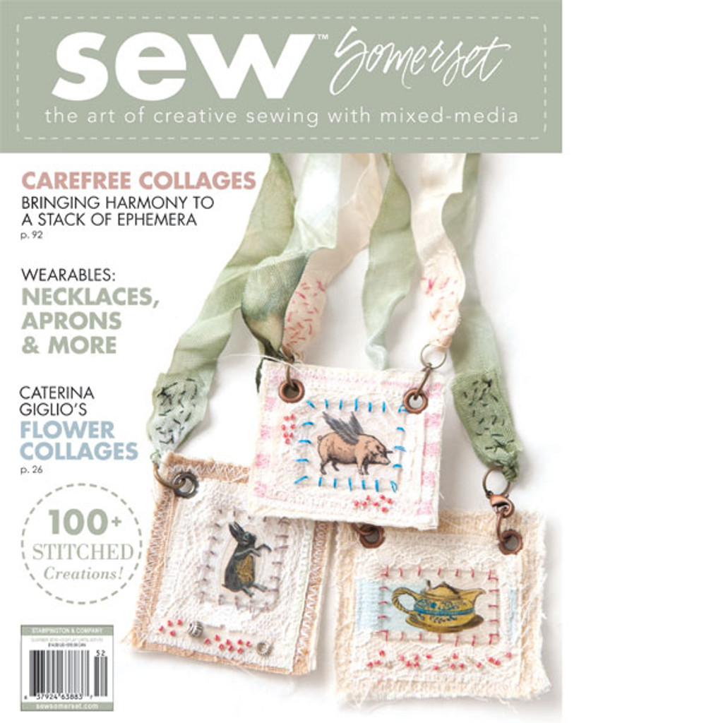 Sew Somerset Summer 2015