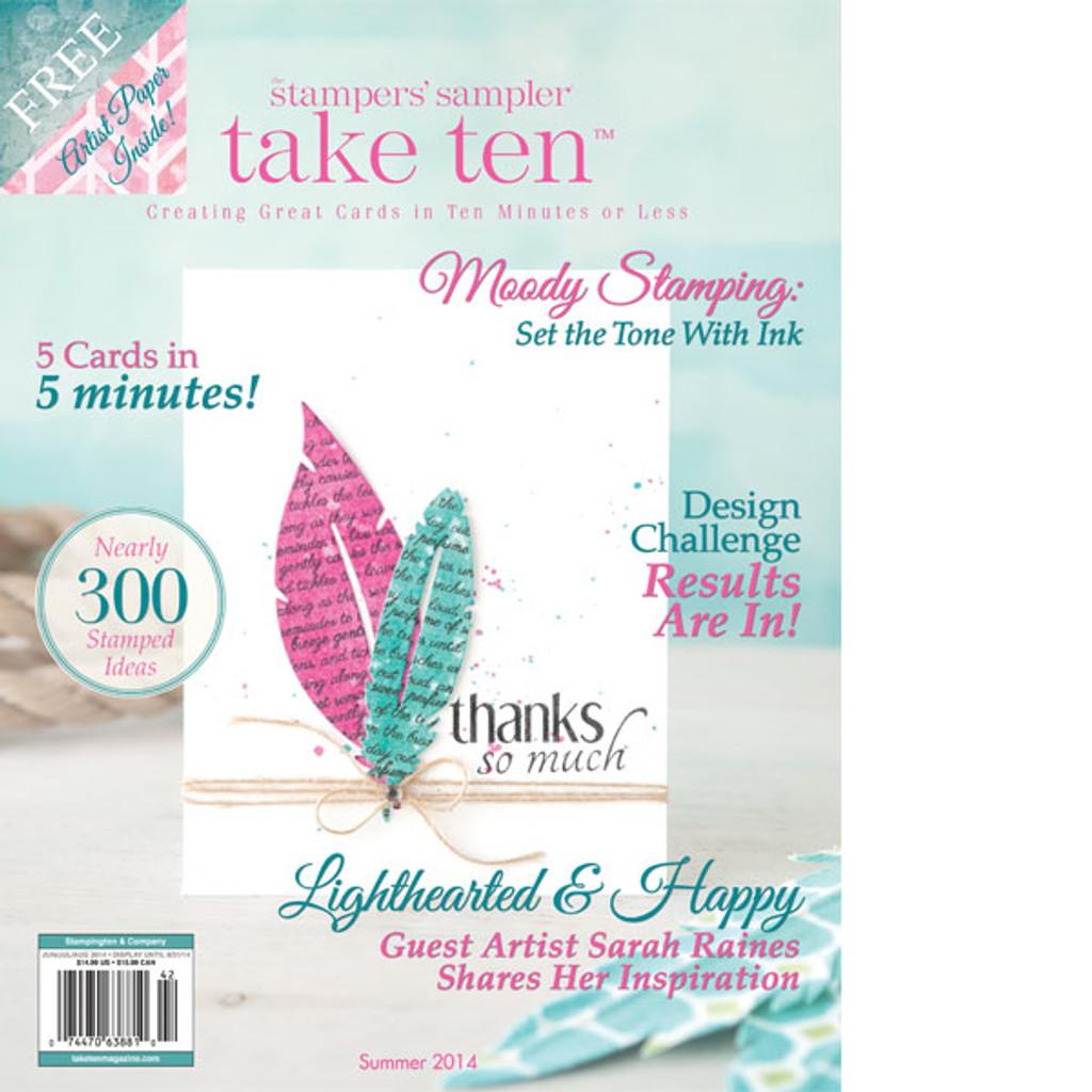 Take Ten Summer 2014