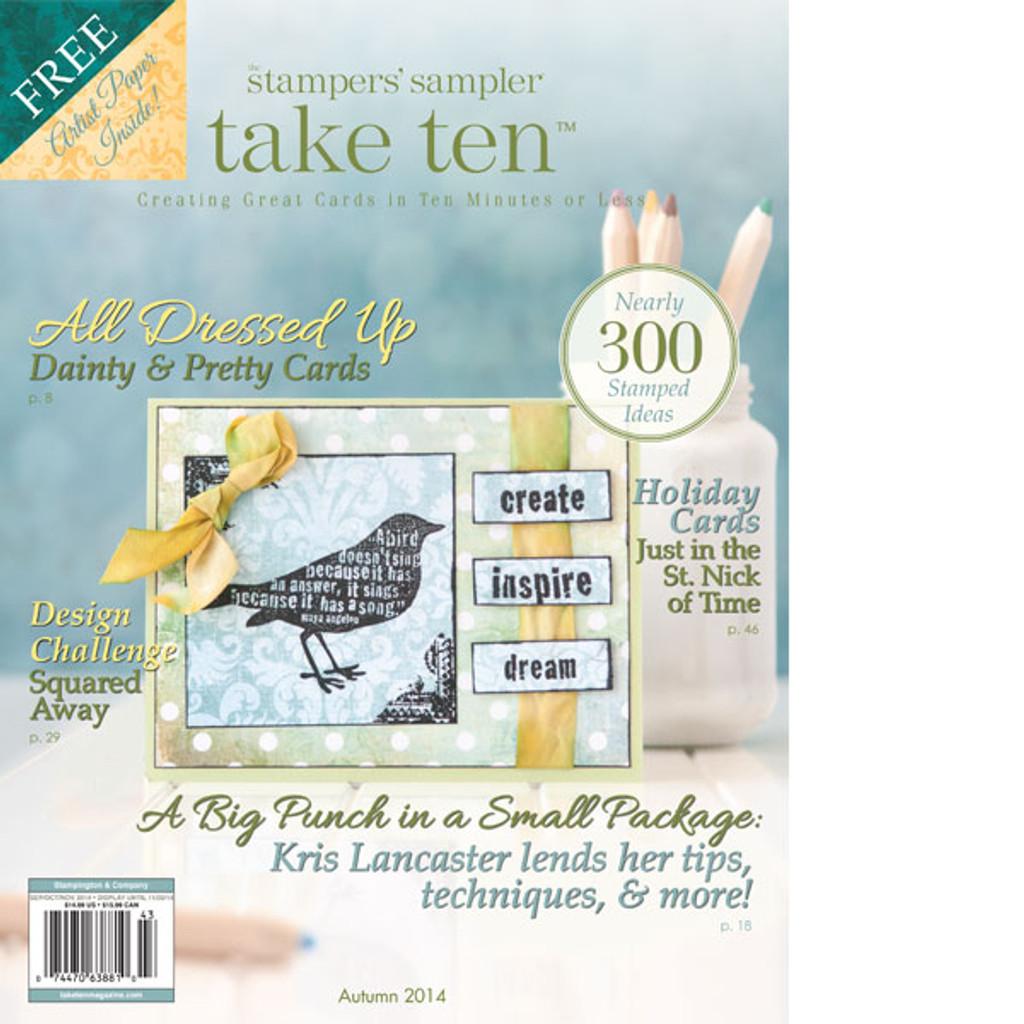 Take Ten Autumn 2014