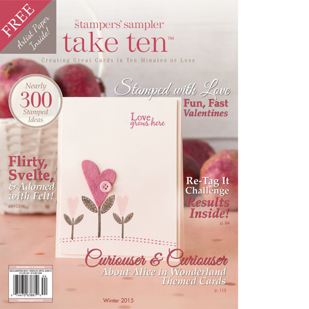 Take Ten Winter 2015