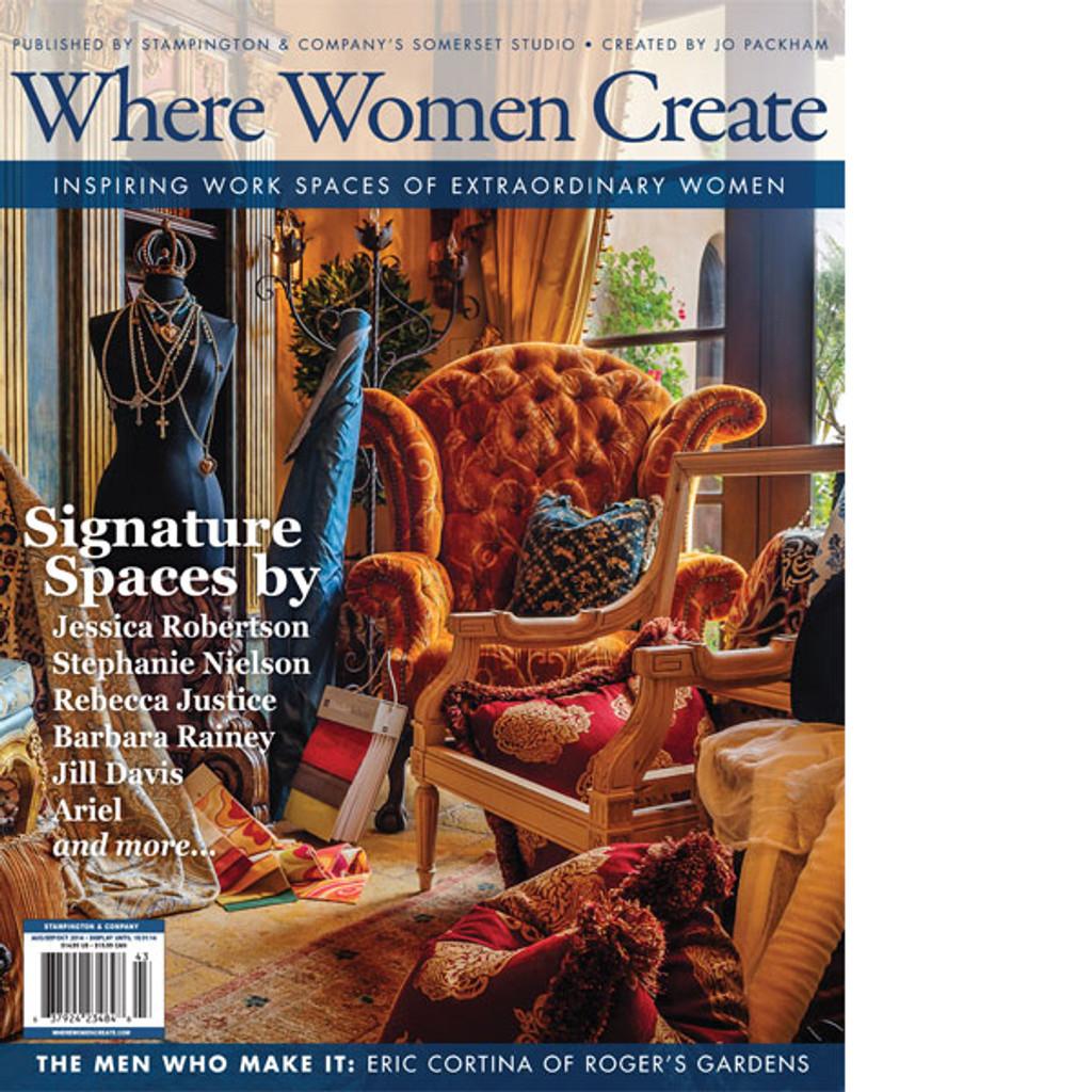 Where Women Create Autumn 2014