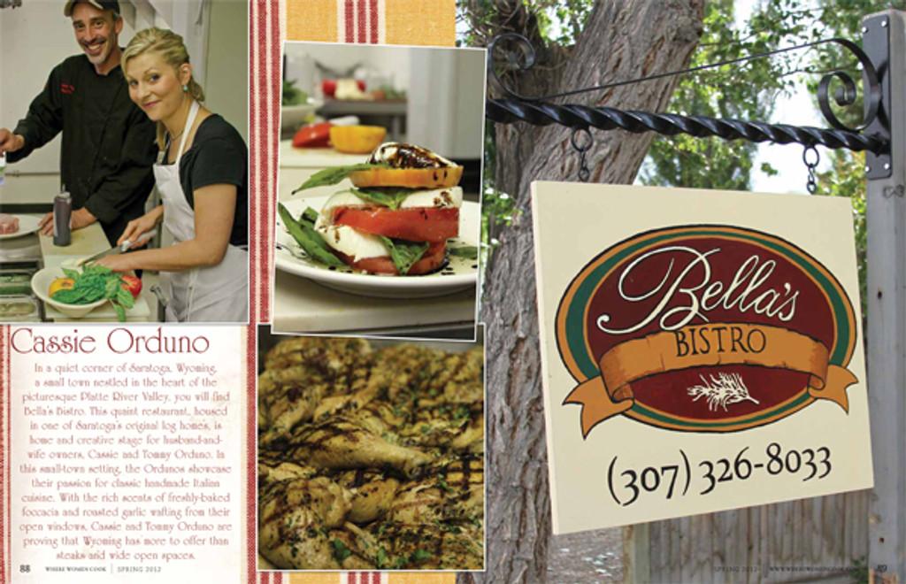 Where Women Cook Summer 2012