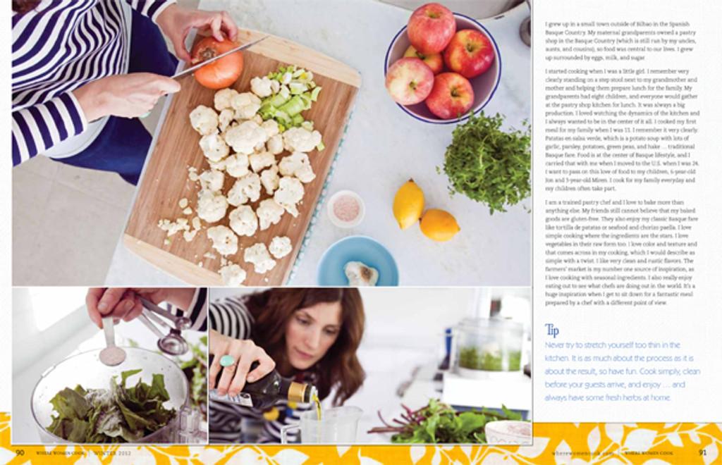 Where Women Cook Winter 2013