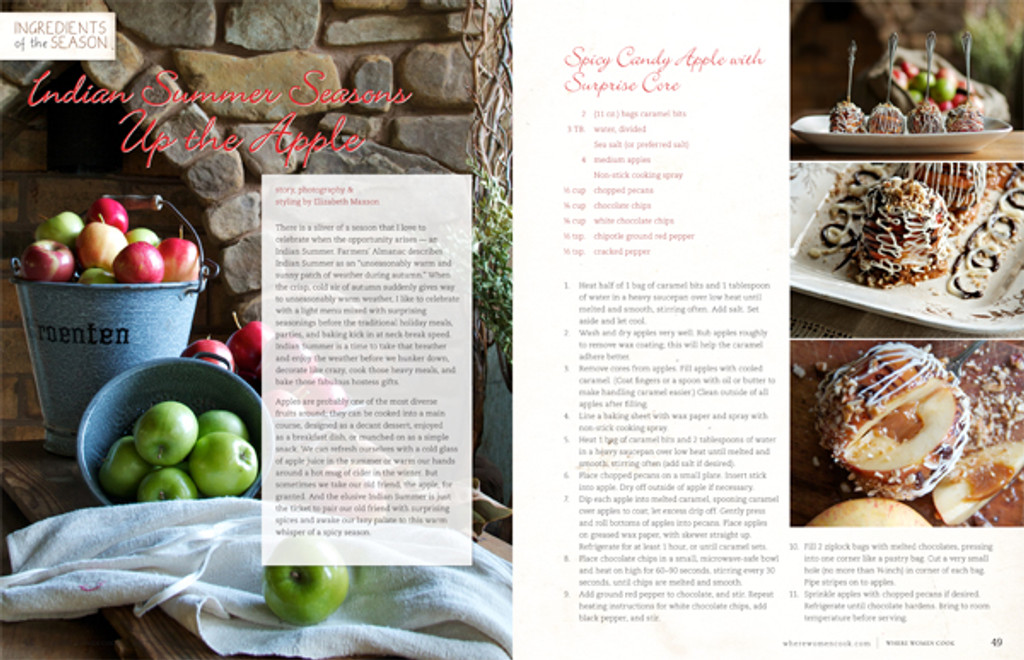 Where Women Cook Autumn 2013