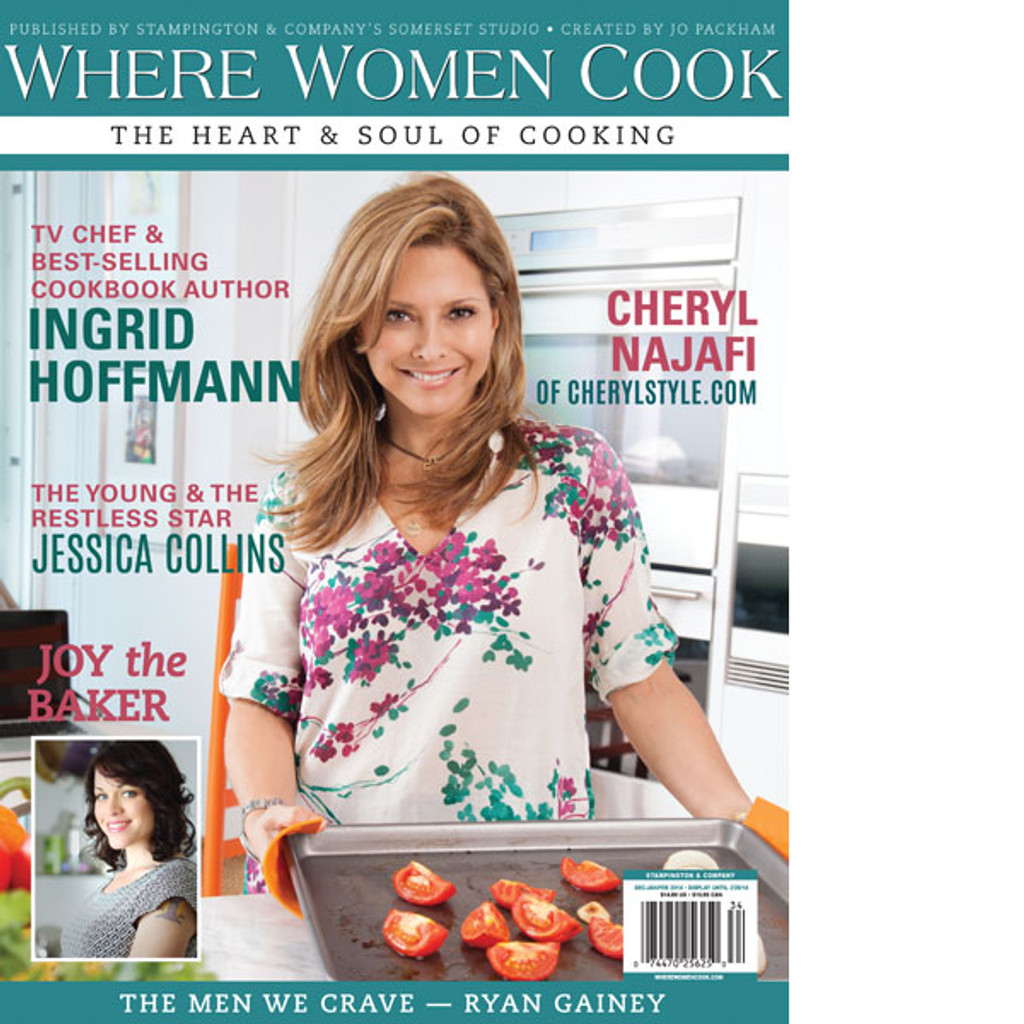 Where Women Cook Winter 2014