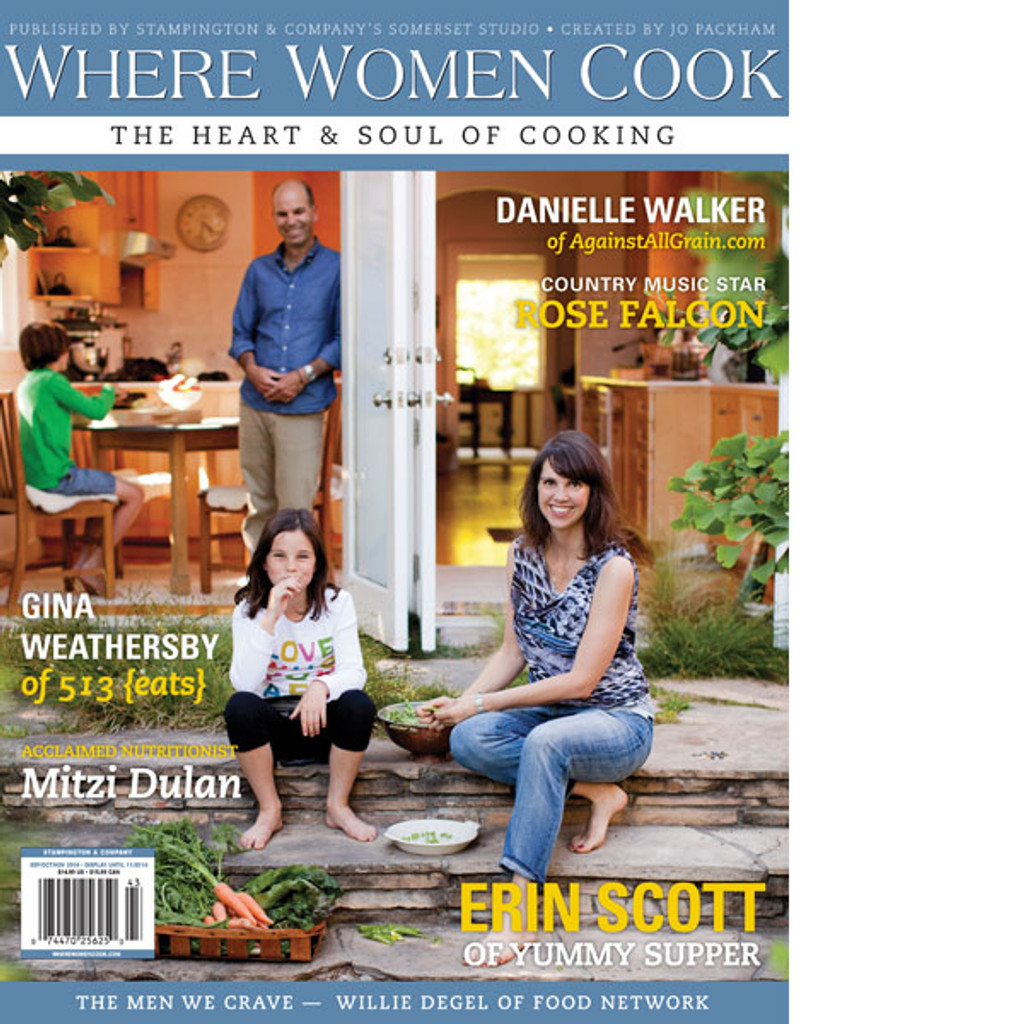 Where Women Cook Autumn 2014