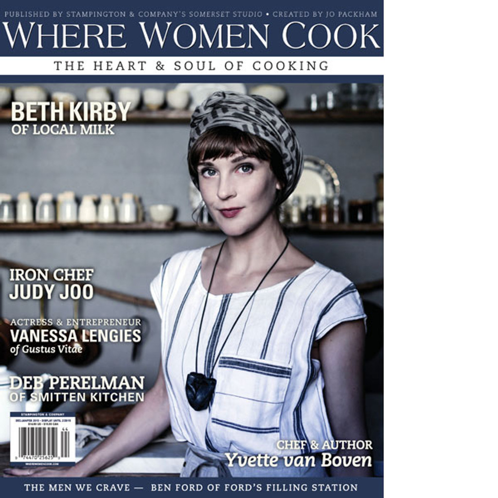 Where Women Cook Winter 2015