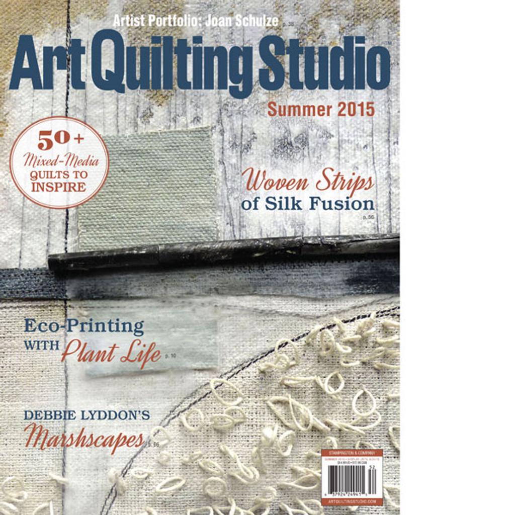 Art Quilting Studio Summer 2015