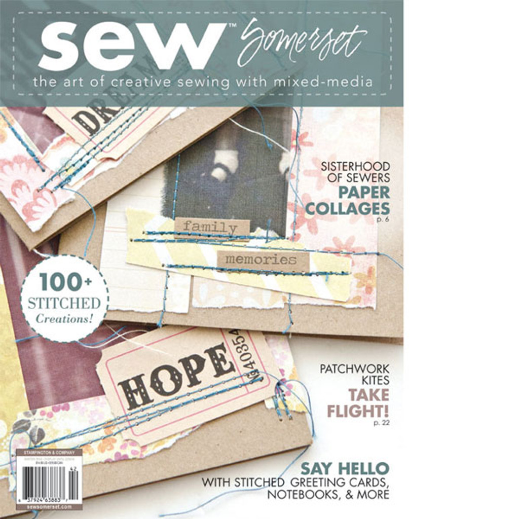 Sew Somerset Winter 2016