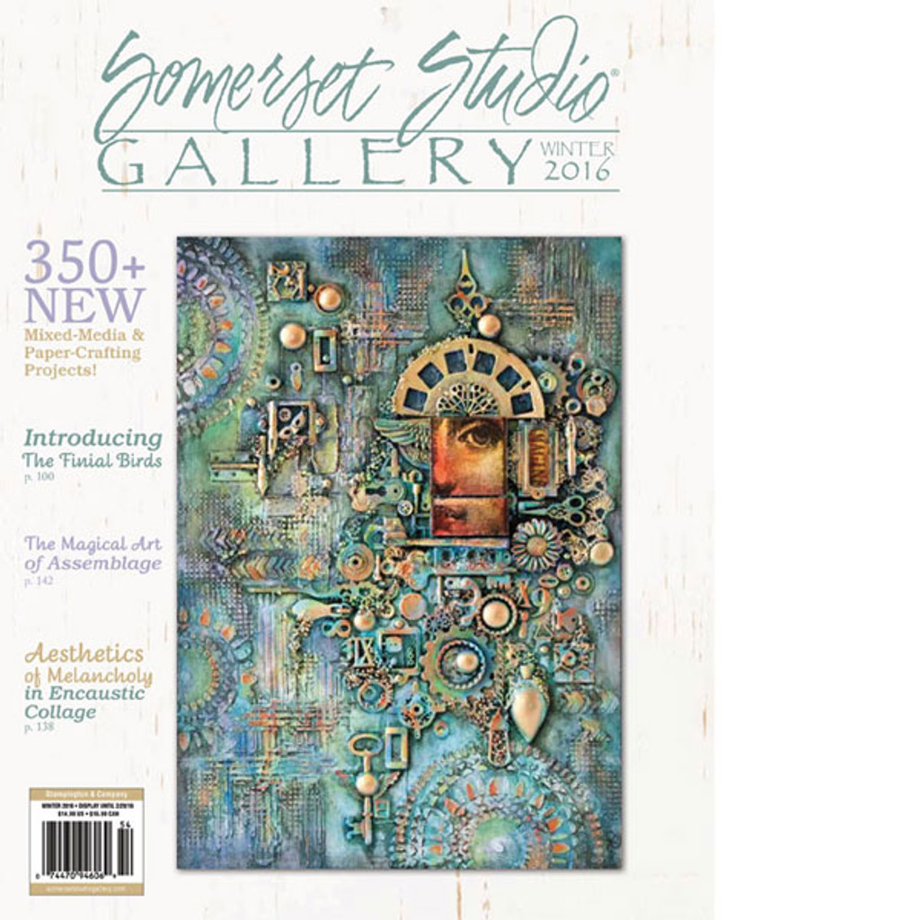 Somerset Studio Gallery Winter 2016