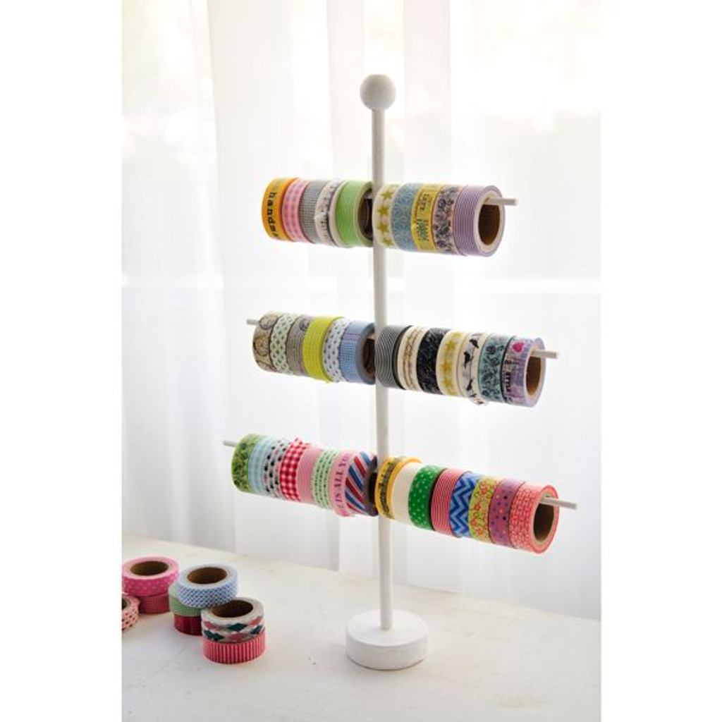 Washi Tree Project