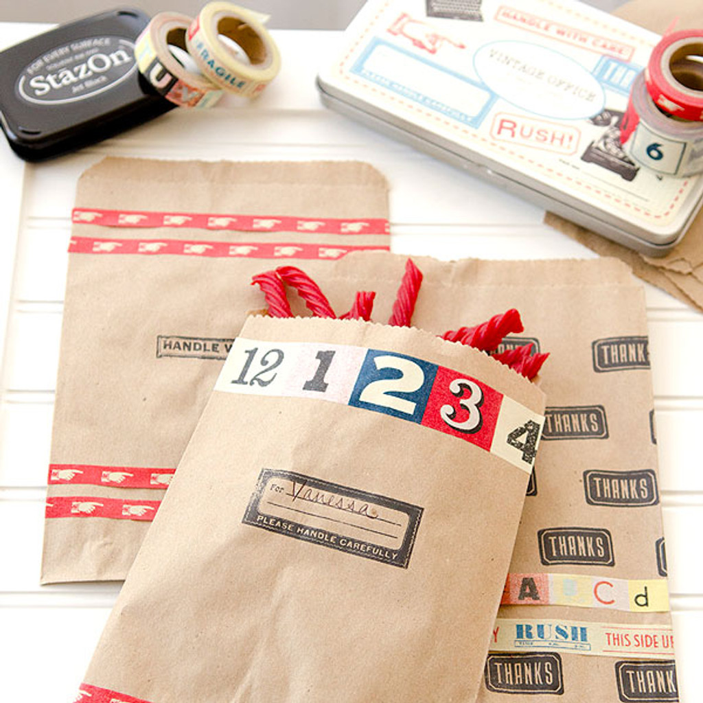 It's in the Bag Project by Christen Olivarez