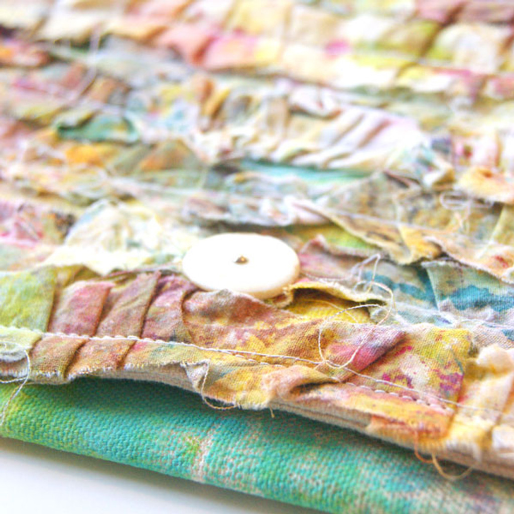 Pillow Cover Purse Project by Roben-Marie Smith