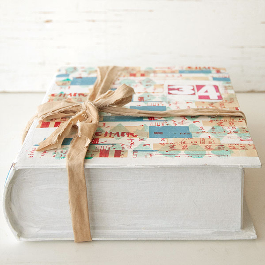 Graffiti Book Box Project