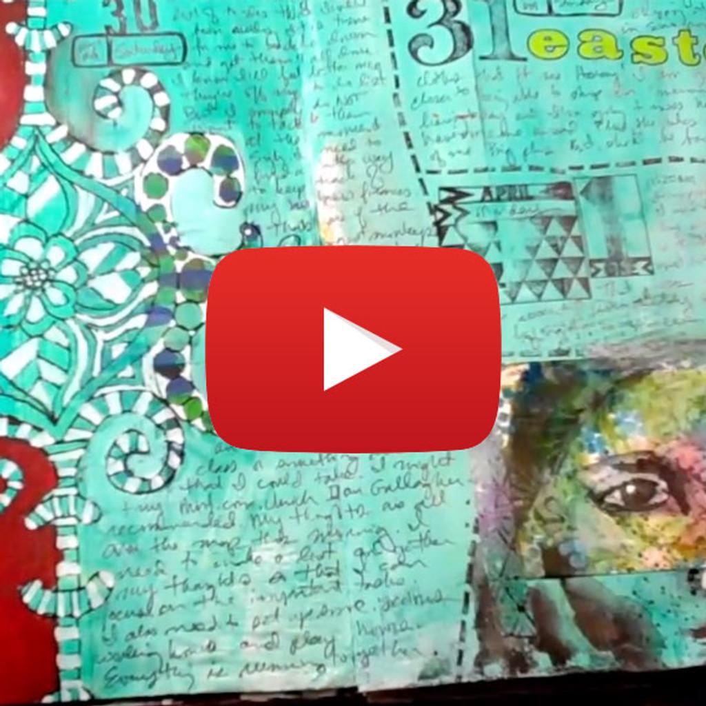 7 Days in My Journal Video by Julie Fei-Fan Balzer