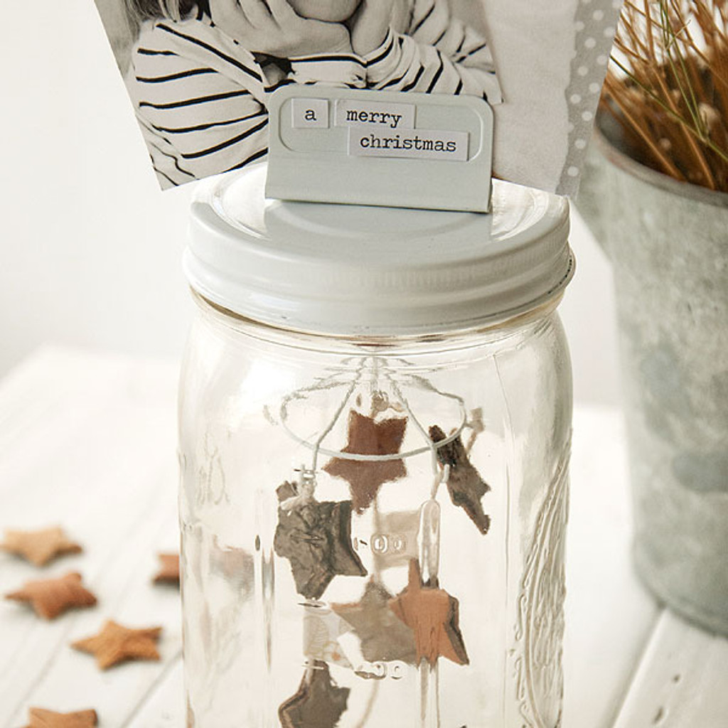 A Merry Christmas Jar Project