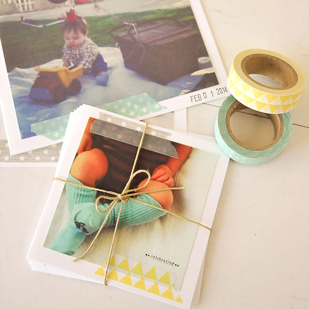 Instagram Photo Cards Project