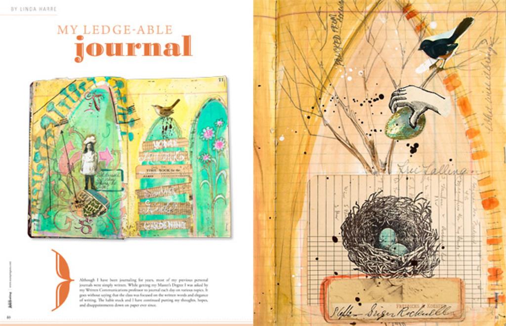 Art Journaling Summer 2010